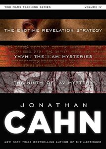 Jonathan Cahn videos, volume 4