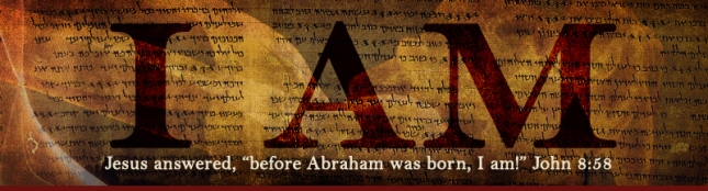 Before Abraham was...