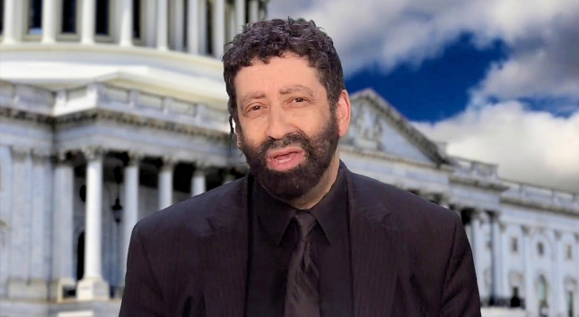 Jonathan Cahn's Message to Joe Biden
